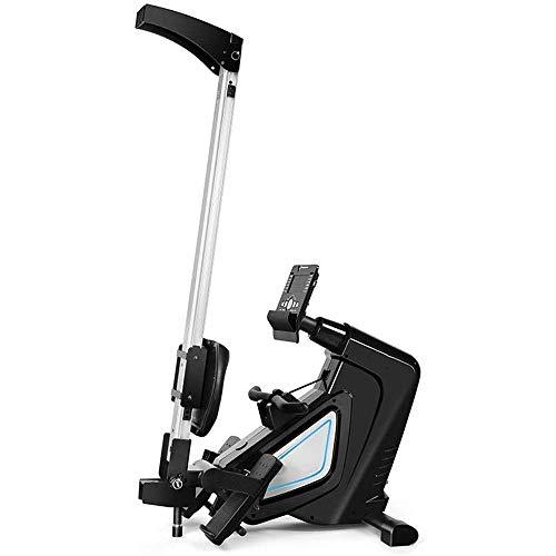 WJFXJQ ABS Trainer Vogatori casa Vogatore Fitness Cardio-Training, Resistenza Regolabile, for Ottenere Risultati Migliori di Formazione