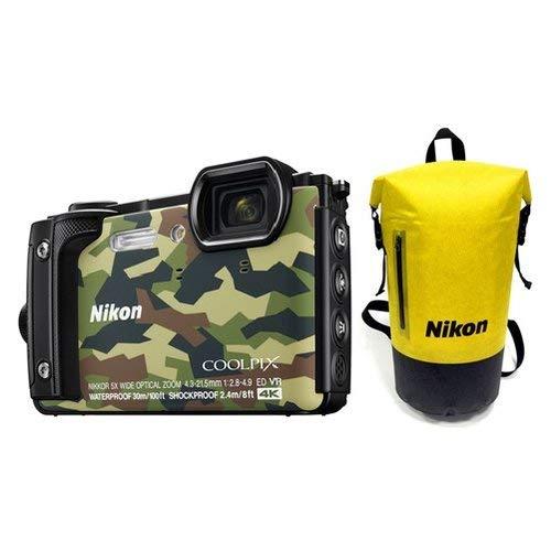 "Nikon COOLPIX W300 Fotocamera compatta 16 MP 1/2.3"" CMOS 4608 x 3456 Pixel Mimetico"