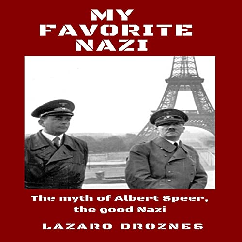 My Favorite Nazi cover art