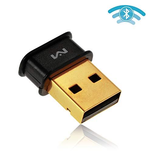 Mediabridge Bluetooth Adapter - USB to Bluetooth 4.0 - Class 2 Smart Ready Adapter with Low Energy Technology (MUA-BA3)