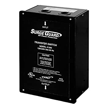 Surge Guard 41260 Automatic Transfer Switch - 50 Amp