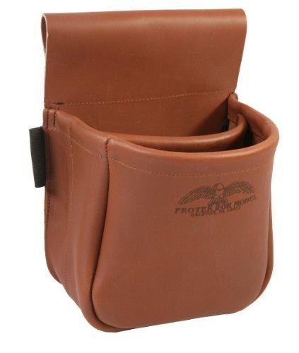 Protektor Model Trap/Skeet Shooters Bag Top Grain Leather by Protektor Model