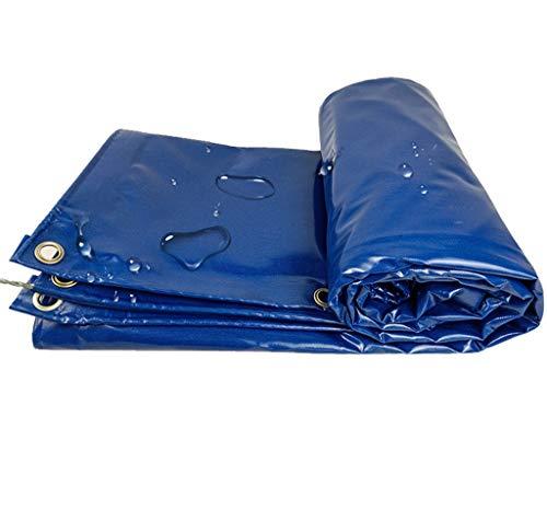 TRNCEE mes schrapen doek dekzeil, auto waterdichte zonnebrandcrème Cover regen grond fokken tuin beschermhoes 2x2m (6.5ft x 6.5ft)