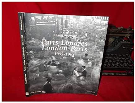 Paris-Londres, London-Paris 1952-1962
