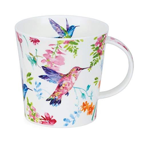 DUNOON Becher Cairngorm Zerzura Kolibri 480ml Porzellan Kaffeetasse Kaffee Tasse