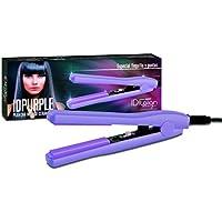 IDEPURPLEMINI Italian Design Plancha de pelo - 1 Plancha de pelo, color violeta