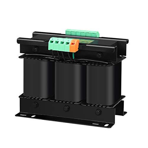 Transformadores de Electricidad Convertidor de Voltaje Elevador/Reductor de Voltaje 1.5K trifásico coherente 380v a 220v / 200v 1500VA