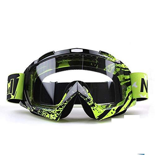 Recept Bril Voor Ski Goggles Anti Mist Skiën Goggles Mannen Vrouwen Merk Snowboard Motocross Goggles Sneeuw Schaatsen Bril Anti-Mist Sport Ski Mask