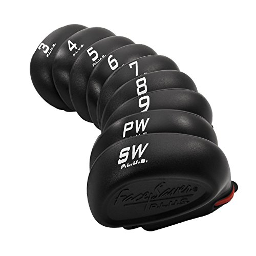 Face Saver Plus 3-SW, Black Iron Cover (9-piece)