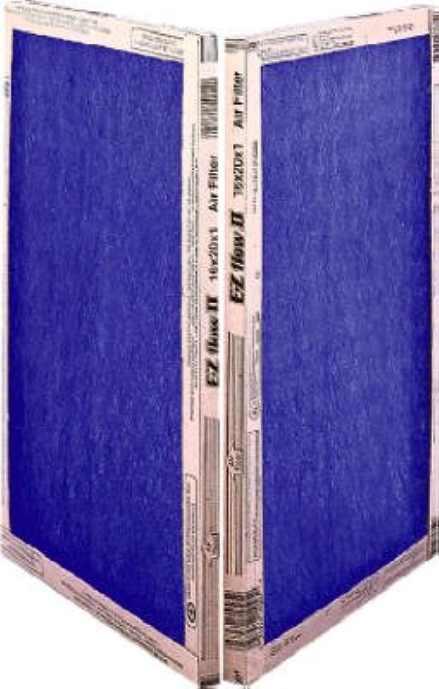 18x24x1, Percisionaire Ez Flow Ii Front Panel Merv 4, 10055.011824, Pack12