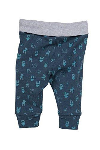 Sigikid Baby-Jungen, New Born Hose, Blau (Ombre Blue 209), 50