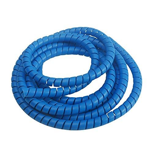 Protector de cable en espiral, organizador de línea de 8 mm, protección...