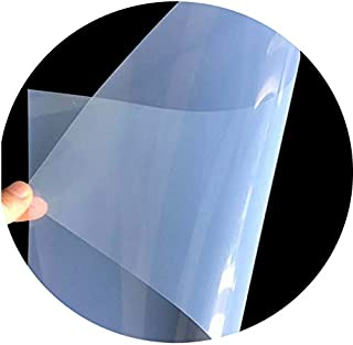 """8.5"""" x14"""" Waterproof Inkjet Transparent Film 100 Sheets Screen Printing Film (Shipping from SF.CA US)"""