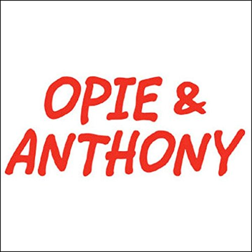 Opie & Anthony, Patrice O'Neal, February 18, 2010 audiobook cover art