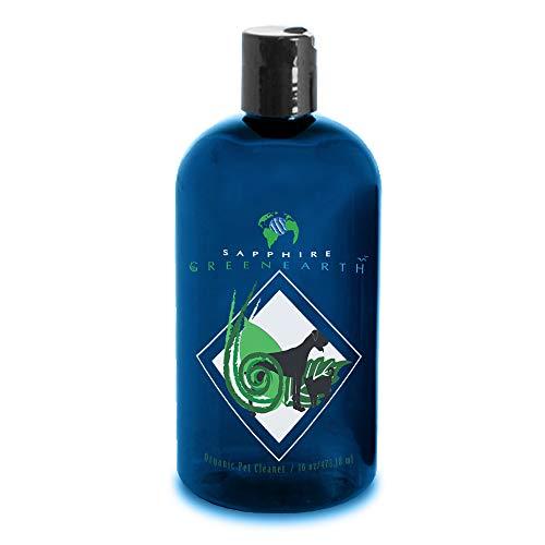 Sapphire Green Earth All Natural Organic Dog & Cat Shampoo