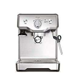 PRECISE ESPRESSO-EXTRACTION: Low pressure pre-infusion helps ensure all the flavours are drawn out evenly during the extraction for a balanced tasting cup MICRO-FOAM MILK TEXTURING: High power 1600 W element delivers sufficient steam to create micro-...