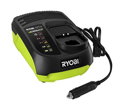 Ryobi RC18118C 18V One + Chargeur de batterie embarqué –Coloris Aleatoire