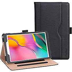 commercial ProCase case for Galaxy Tab A 8.0 2019 T290 T295, flip case with stand for Galaxy Tab A 8.0 inch … procase tablet cases