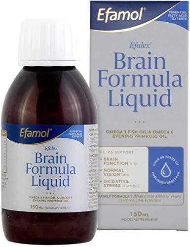 Efalex Liquid (150ml) - x 4 Units Deal by Efamol