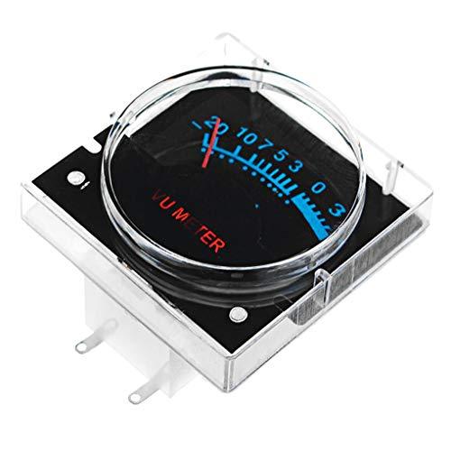 Yongse 12v Analogico Pannello VU Meter Audio Indicatore di Livello per Altoparlante Amplificatore