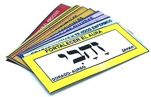 Etiquetas de PENDULO HEBREO (camisas) Paquete Básico