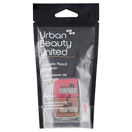 Sacapuntas Maquillaje Rosa Marca Urban Beauty United