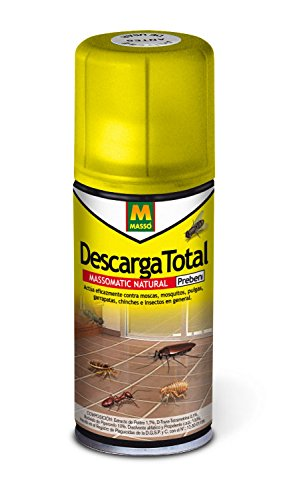 MASSO 231305 - insecticida preben Descarga Total 100 ml.