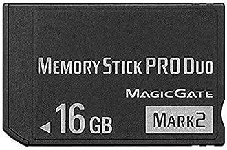 Memory Stick pro Duo 16GB (mark2) PSP1000 2000 3000