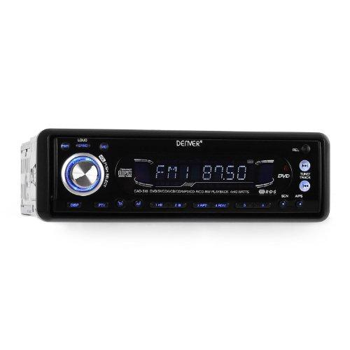 DVD AUTORADIO CD/MP3Denver CAD-510