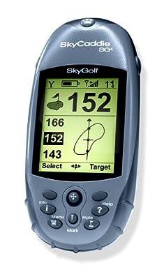 SkyCaddie SG4 Golf GPS (Gray/Black)
