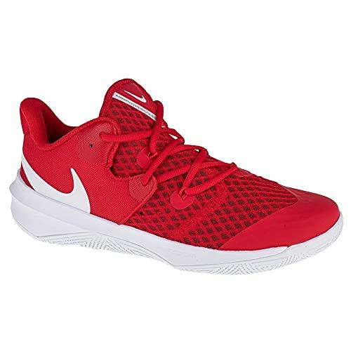 Nike Herren CI2964-610_44,5 Volleyball Shoes, red, 44.5 EU