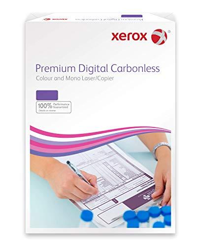 Xerox 003R99108 NCR-Papier Digital- und Laserdrucker kohlenstoff-frei 3-teilig 167 Blatt weiß/gelb/pink