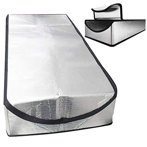 """SOKINGCOVER Attic Staircase Insulation cover-25"""" x 54"""" x 11""""-R Value 15.4, Super Thick Fireproof attic Staircase Insulation"""