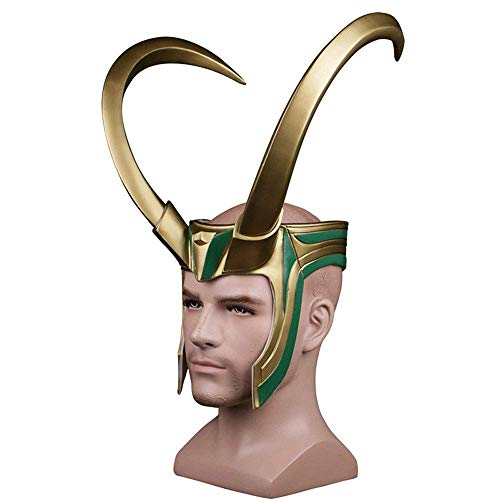 YaPin Thor 3: Die Götter Abend Cosplay Rocky Loki Helm Halloween Maske Helm Marvel