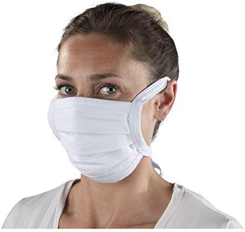 Stoffmaske (waschbar) zur Mund-Nasen-Bedeckung, 3er Set