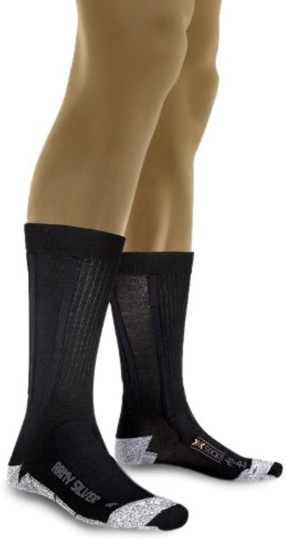 X -Sock s Män's Army silver Sinofit Sinofit Sinofit Sock  Vi levererar det bästa