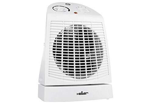 Heller HL809B - Calefactor (Fan electric space heater, 2000