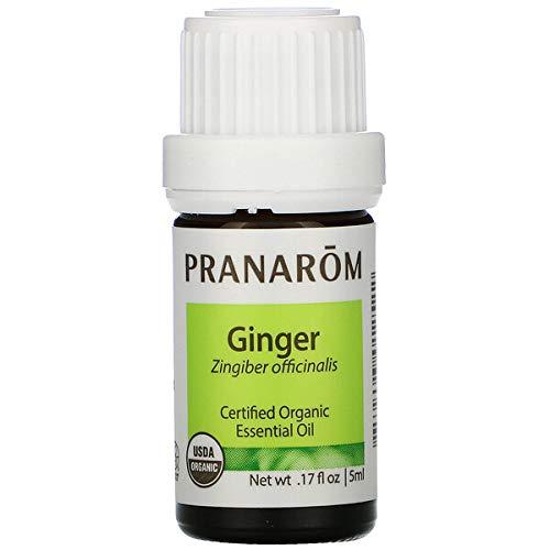 Pranarom, aceite esencial, jengibre, 5 ml