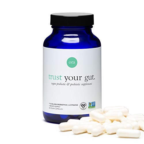 Ora Organic - Trust Your Gut Probiotic Capsules