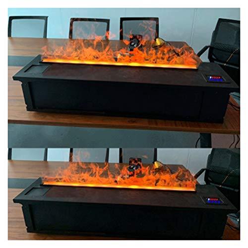 RKRCXH 3D Atomisierung Kamin Dampf Kamin Kernsprühsystem Kamin Elektronischen Kamin Simulation Flamme Topf Luftbefeuchtung Kamin Dekoration Elektrischer Kaminofen