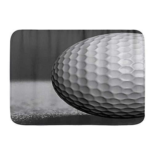Fußmatten, ruhig halten Golfball Sport, Küche Boden Badteppich Matte Saugfähig Innen Bad Dekor Fußmatte rutschfest