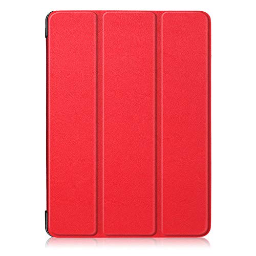 QINYUP Custodia per iPad PRO 11 2020 Custodie Smart Rouse Custodia Supporto per iPad PRO 11 Pollici 2020 Auto Sleep/Wake-Red