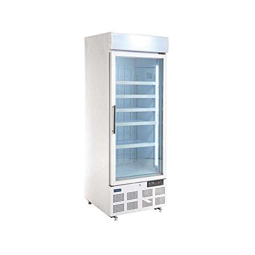 Congelador Display Polar GH506 con caja de luz 412 litros