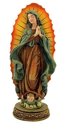 Nuestra Señora de Guadalupe Virgen María estatua figura cristiana catolica