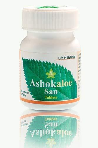 Ayucine Forever Santulan Ayurveda Ashokaloe San - 60 Tablets
