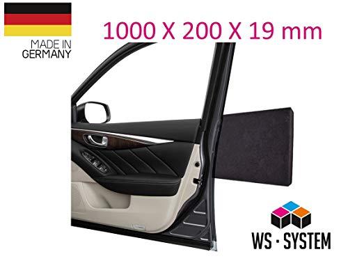 2 Stk Selbstklebend Garagenschutz | Garagenwand | Garagen-Wandschutz | Rammschutz | Flexibel | Prallschutz |