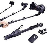 Girik yt- 1288 -A Selfie Monopod Stick Without Aux Cable for DSLR/SLR Action Camera, Smart Phone
