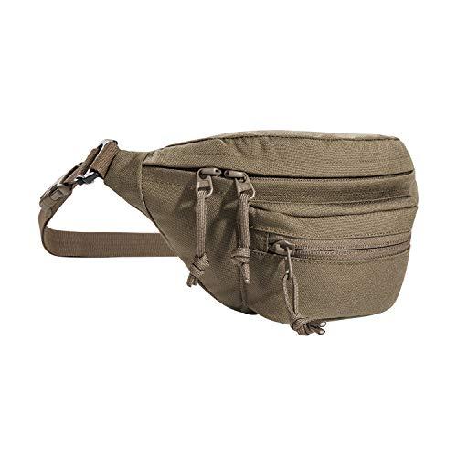 Tasmanian Tiger TT Modular Hip Bag Riñonera táctica Molle compatible con EDC Bolsa con 3 compartimentos (Coyote Brown)