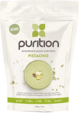 Purition Vegan Premium Protein Powder (Pistachio)