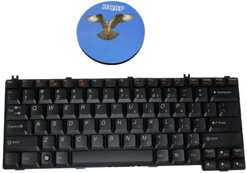 Columbus Mall HQRP Keyboard Compatible with IBM Lenovo Y530 N Y510 Y520 Max 79% OFF Laptop